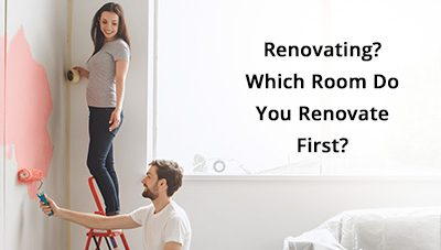 Renovating? Which Room Do You Renovate First?