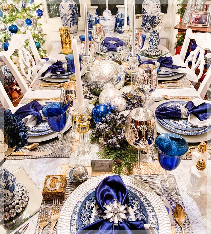 Focus your efforts on your table setting.