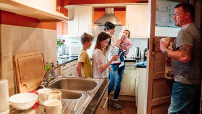 Transitioning Your Home to be a Multi-Functional Space