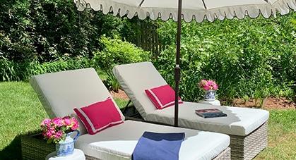 Choosing Fabrics For Outdoor Use