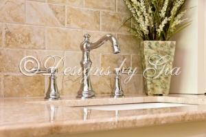 North Shore Project - Master Bath