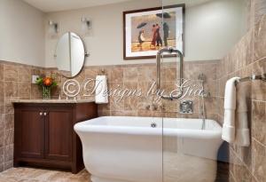 South Rich Project - Basement Bath